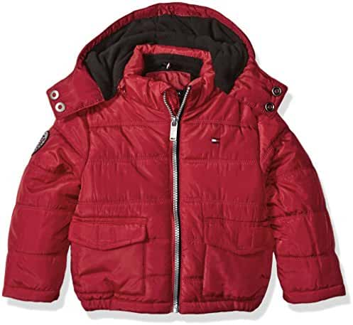 Tommy Hilfiger Boys' Baby Richard Puffer Jacket