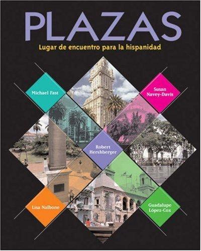 Plazas Text/Audio CD/Rovia Passcard Edition: Lugar de encuentro para la hispanidad