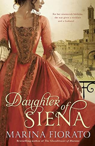 book cover of The Daughter of Siena