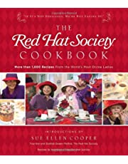 Red Hat Society Cookbook