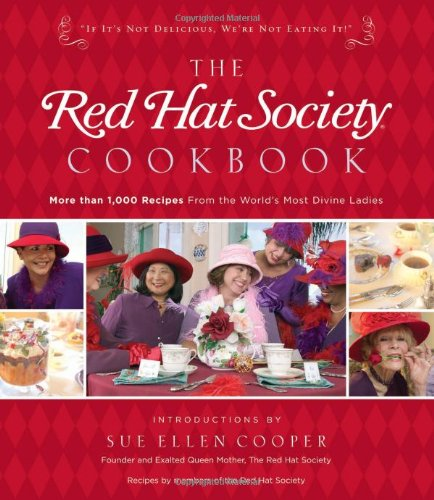 (The Red Hat Society Cookbook)