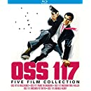 OSS 117: Five Film Collection (OSS 117 Is Unleashed / OSS 117: Panic in Bangkok / OSS 117: Mission For a Killer / OSS 117: Mission to Tokyo / OSS 117: Double Agent) [Blu-ray]