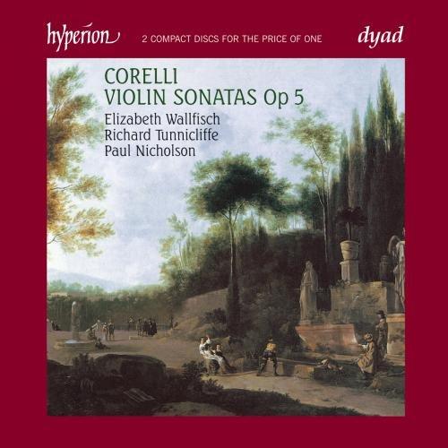 Corelli Violin - Corelli: Violin Sonatas Op.5