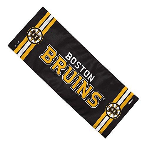 Mission NHL Team Enduracool Microfiber Towel, Boston Bruins, 12