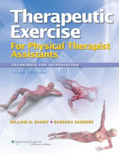 (Therapeutic Exercise for Physical Therapy Assistants: Techniques for Intervention (Point (Lippincott Williams & Wilkins)))