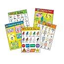 """Eureka Dr. Seuss Beginning Concepts Bulletin Board Set, 5 Panels 17 x 24"""" Each"""