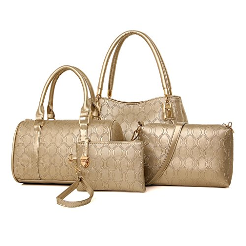 New Spring And Summer Retro Fashion Handbags Embossed Shoulder Hand Bag Authentic Picture