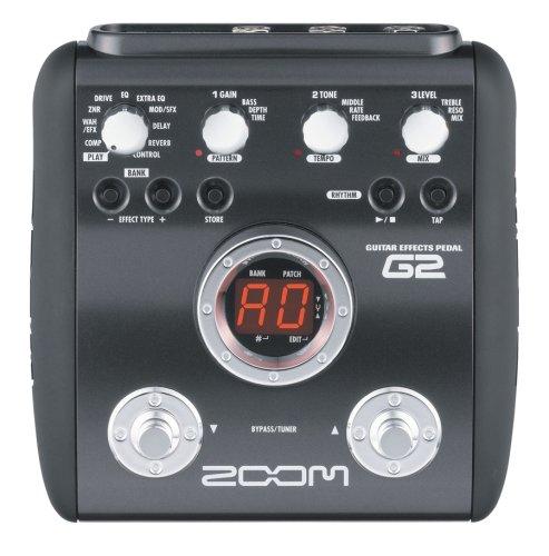 Zoom G2 Guitar Effects Machine