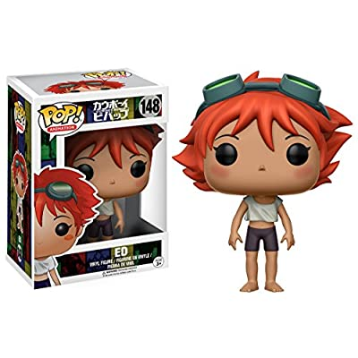 Funko Cowboy Bebop Ed Pop Animation Figure: Artist Not Provided: Toys & Games