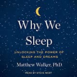 #10: Why We Sleep: Unlocking the Power of Sleep and Dreams