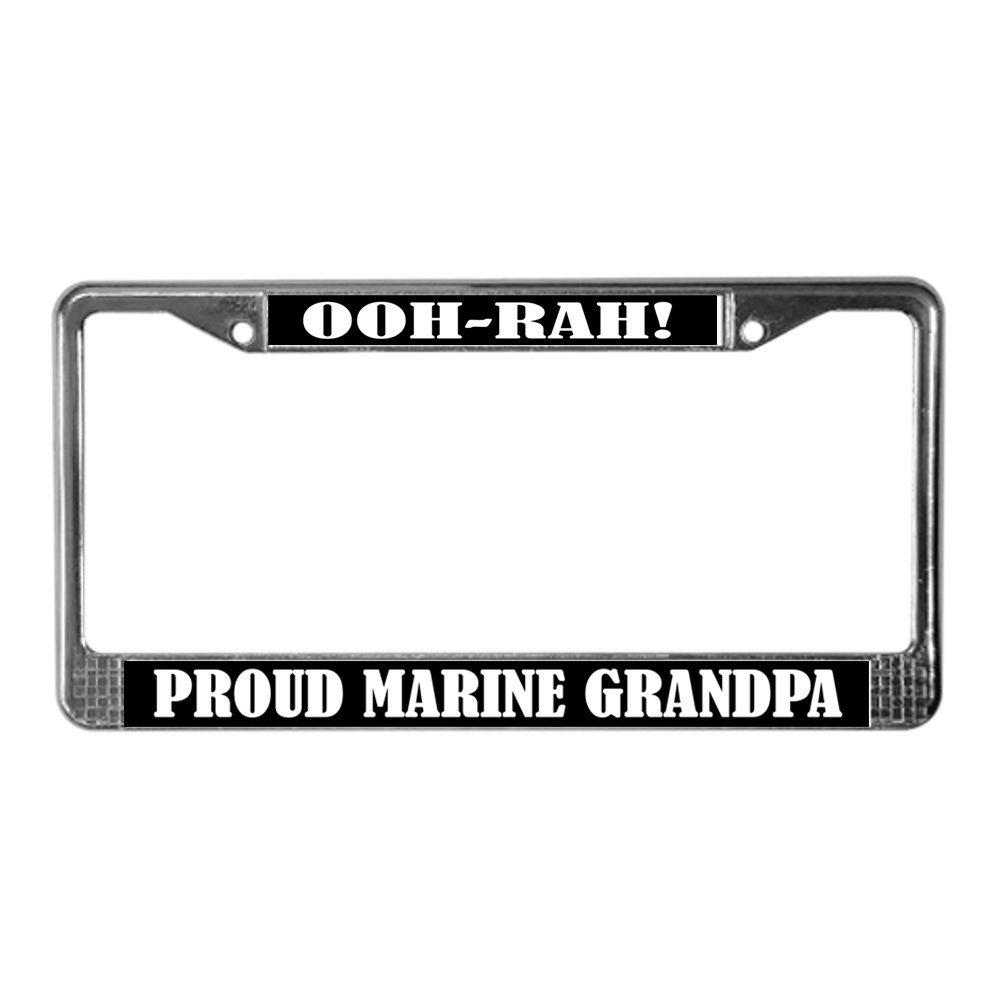 Groß Marine Nummernschildrahmen Fotos - Benutzerdefinierte ...