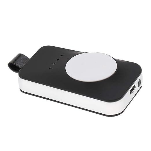 Sharplace - Cargador portátil para Apple Watch, inalámbrico ...