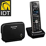Panasonic KX-TGP600 SIP DECT Base Unit with KX-TPA60 Cordless Handset Business System Pre-programmed by IDT TELECOM