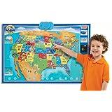 Zanzoon Interactive Map, USA, English