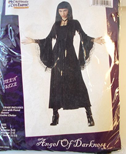 Angel of Darkness Costume Teen - Junior 3-5