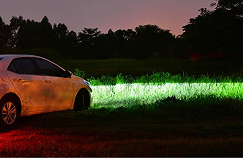 GOWE Car Styling for Toyota Corolla Headlights 2014-2016 Altis LED Headlight DRL Bi Xenon Lens High Low Beam Parking Fog Lamp Color Temperature:8000k;Wattage:55w 1