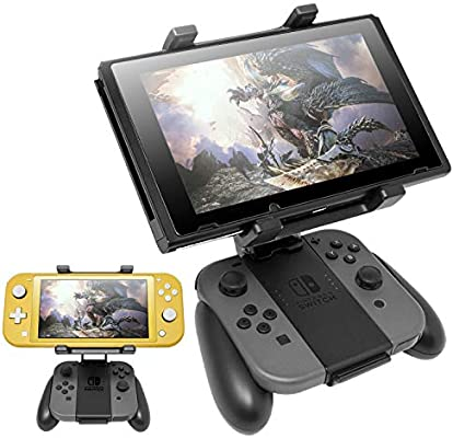 Handle Bracket For Nintendo Switch Joy Con Adjustable Clip Clamp Mount Holder For Nintendo Switch Nintendo Switch Lite Console Amazon Com Au Video Games