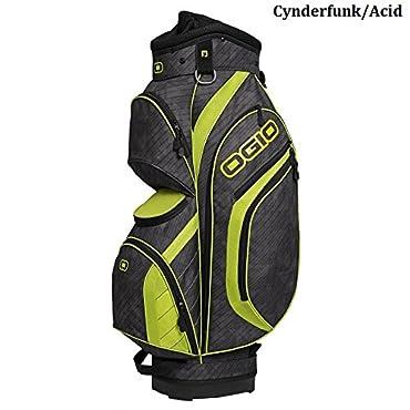 Ogio Golf- 2015 Press Cart Bag