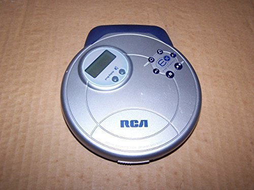 RCA RP2502 Personal CD Player by RCA