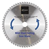 Jancy Engineering 69908120444 MCBL12-MS Blade, Mild Steel, 12''
