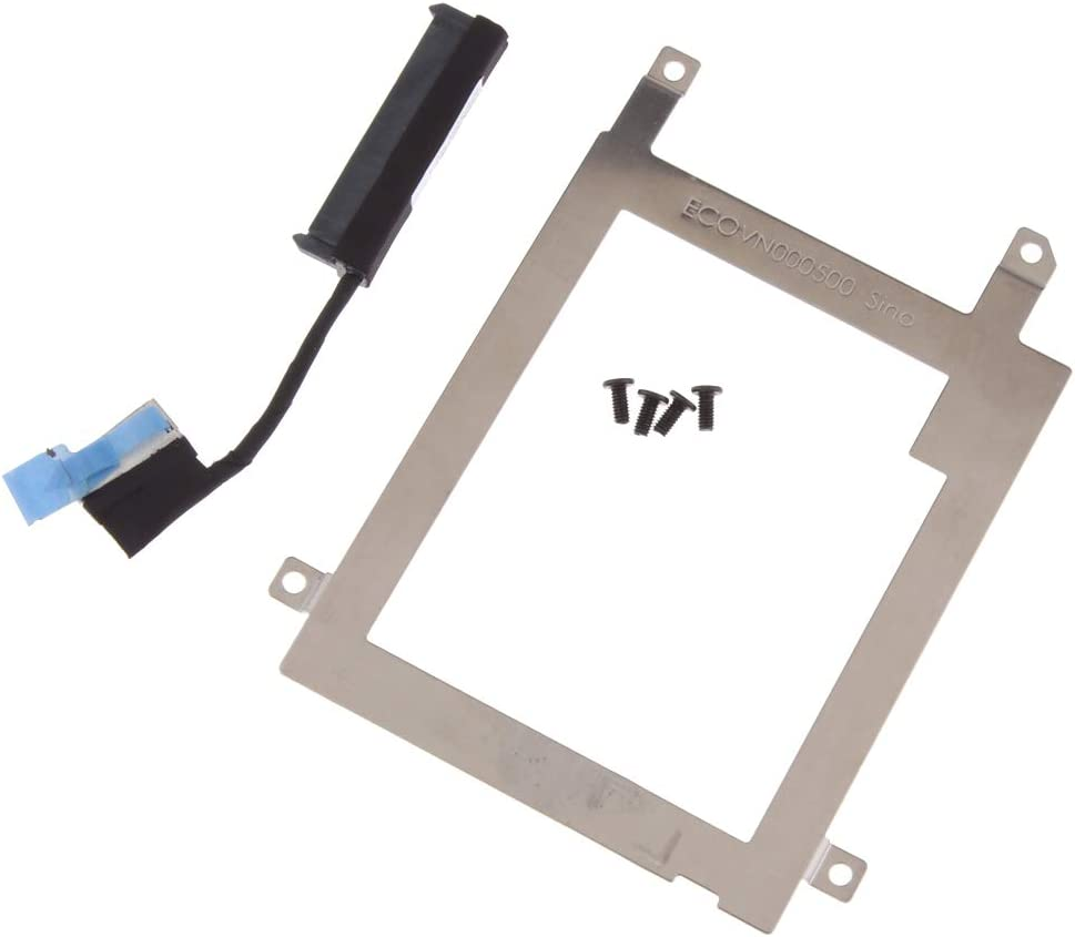 for DELL Latitude 7450 E7450 HDD Hard Driver Caddy Bracket +Connector