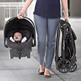 Chicco Shuttle Caddy Stroller, Black