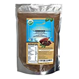 Cacao Powder Organic Unsweetened 16 Oz Best Natural Energy Superfoods for a Healthy Diet, Perfect for Baking, Chocolate Making, Smoothies, Full of Antioxidants, Iron and Goodness.