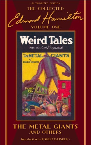 The Metal Giants Book Cover