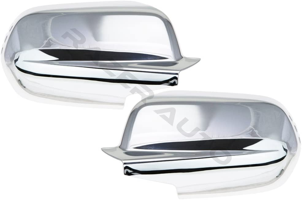 Amazon Com Razer Auto Chrome Full Mirror Cover For 07 11 Honda Cr V Lx 12 14 Honda Cr V Lx Automotive