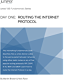Day One:  Routing the Internet Protocol (English Edition)