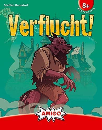 Amigo 01803 Parte y Tiempo Libre – verflucht.: Amazon.es: Juguetes y juegos