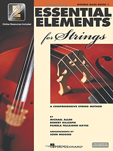 Essential Tunes Book - Essential Elements for Strings 2000 - Book 1 - Double Bass (A Comprehensive String Method)