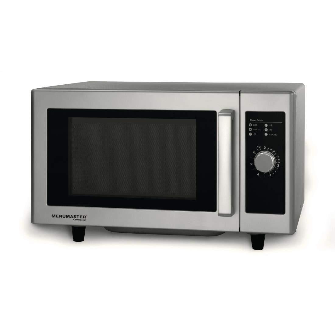 menumaster rms510ds kommerzielleres Microondas, 1000 W