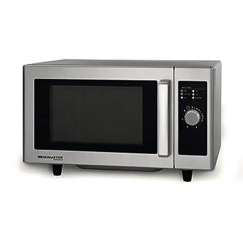 Opinión sobre menumaster rms510ds kommerzielleres Microondas, 1000 W