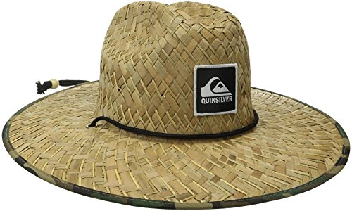 Quiksilver Young Men's Outsider Hat, Camo, - Quicksilver Visor