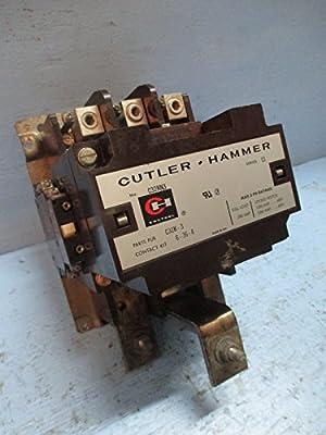 C32KN3 600VAC 200A 440/480VAC Coil Motor Contactor