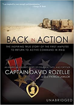 Book Back in Action: An American Soldier's Story of Courage, Faith, and Fortitude