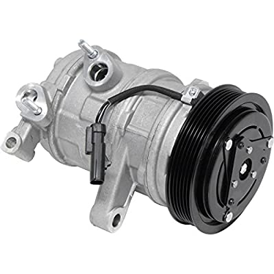 Universal Air Conditioner KT 4677 A/C Compressor and Component Kit: Automotive