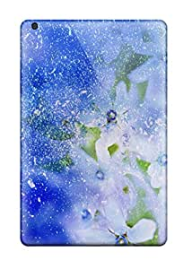 Ultra Slim Fit Hard Jamiemobile2003 Cases Covers Specially Made For Ipad Mini- Natural Flowers
