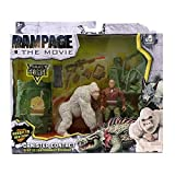 Rampage The Movie Subject George Playset