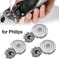 Yunt-11 3PCS Cabezales de afeitadoras de Repuesto para Philips ...