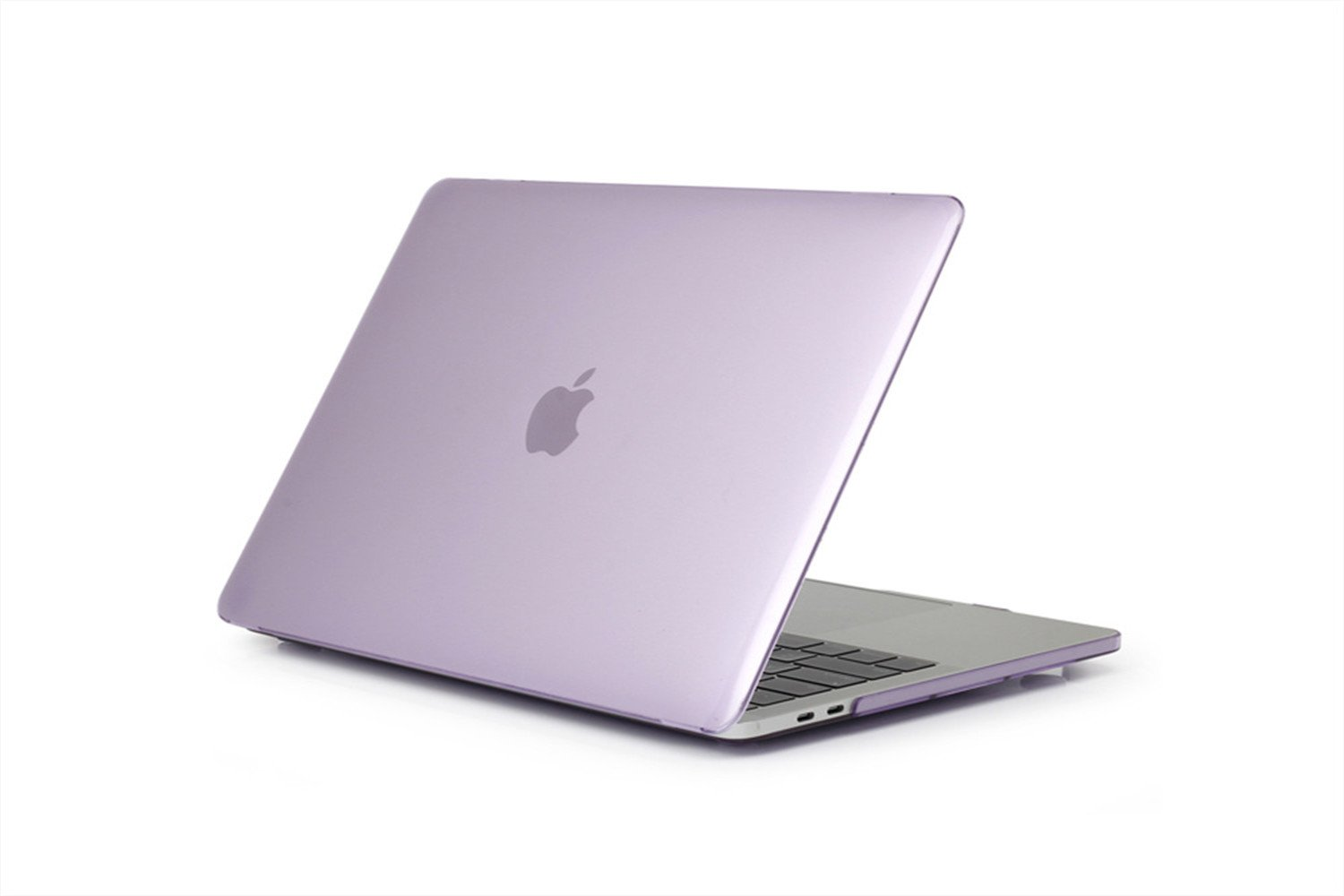 Sammid Plastic Protective Case for MacBook Air 13 Inch, (A1369/A1466) MacBook Air 13 Protective Case Cover- Purple