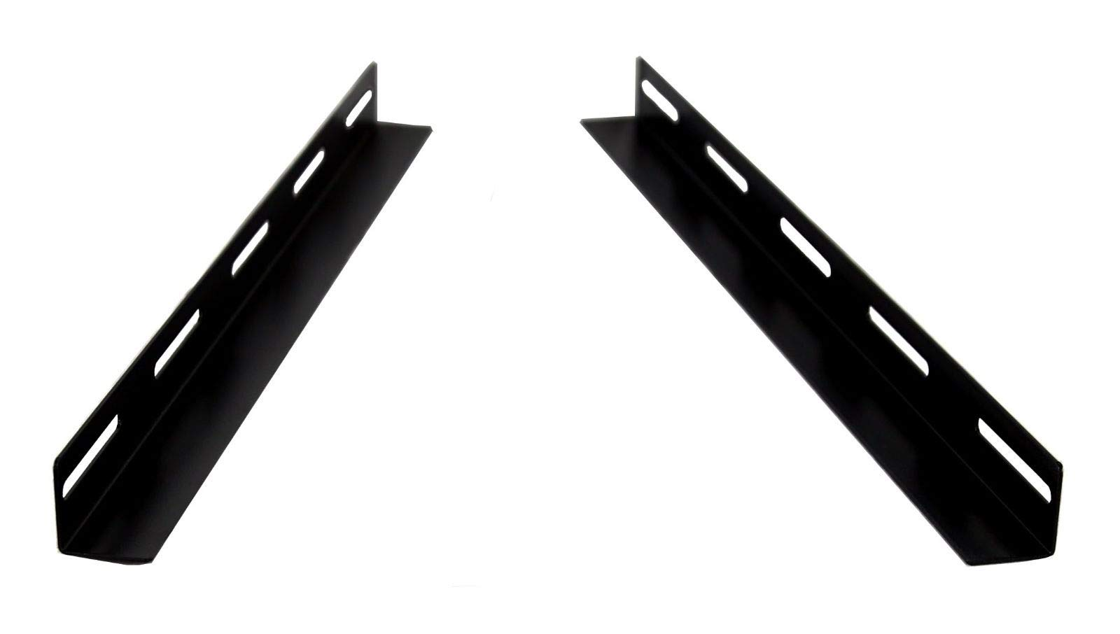 27U 4 Post Open Frame Network Server Rack 19'' Width 800MM Depth with 3 Pairs of L Rails