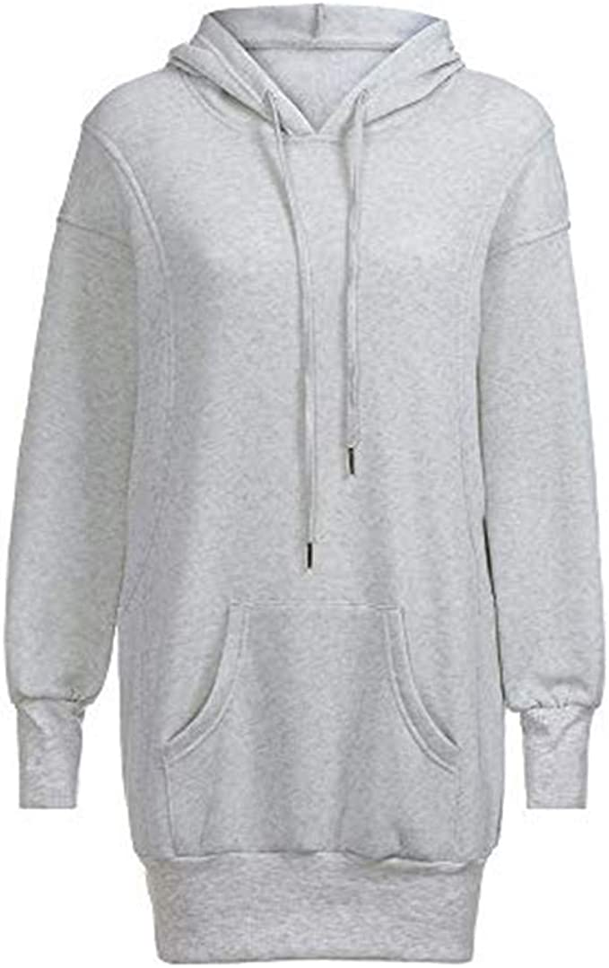 OSYARD Sweats /à Capuche pour Femmes Sweatshirts Imprim/és Panda Oreille Ours Manteau dhiver /à Capuche Chaude Blouse