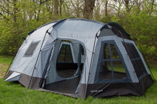 Amazon.com  Tahoe Gear Ozark 16-Person 3-Season Large Family Cabin Tent Blue | TGT-OZARK-16  Sports u0026 Outdoors & Amazon.com : Tahoe Gear Ozark 16-Person 3-Season Large Family ...