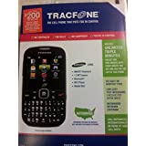 Samsung S380C Prepaid Phone with Triple Minutes (Tracfone) by Samsung