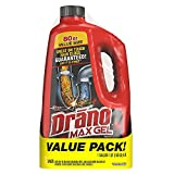 Drano Max Clog Remover Twin Pack, 160 Ounce (Pack of 3)