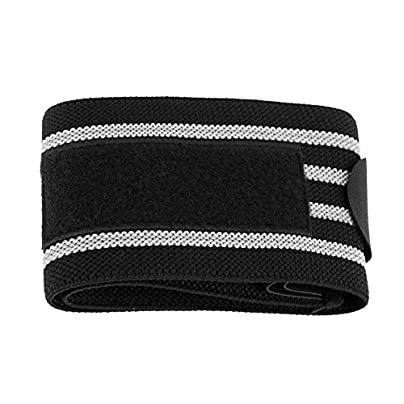 Nelnissa Nylon Wrist Support Brace Brand Elastic Sports Wristband for Gym Fitness Estimated Price £3.38 -