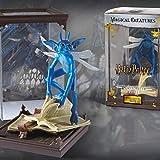 La Colección Noble Hedwig Miniatura En Jaula: Amazon.es: Juguetes ...
