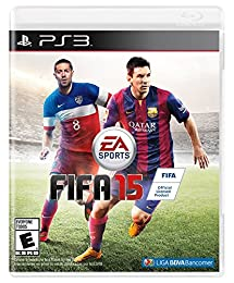 Amazon.com: FIFA 15 - PlayStation 3: Electronic Arts